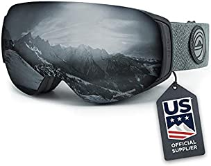 Save on Wildhorn Roca Snowboard and Ski Goggles