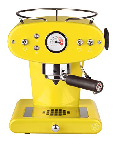 FrancisFrancis X1 Ground, Amarillo - Máquina de café
