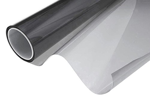 Tview T2BK0540 40' x 100' Roll of 5% Window Tint