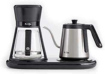 Mr. Coffee BVMC-PO19B All-In-One 6 Cups Pour Over Coffee Maker