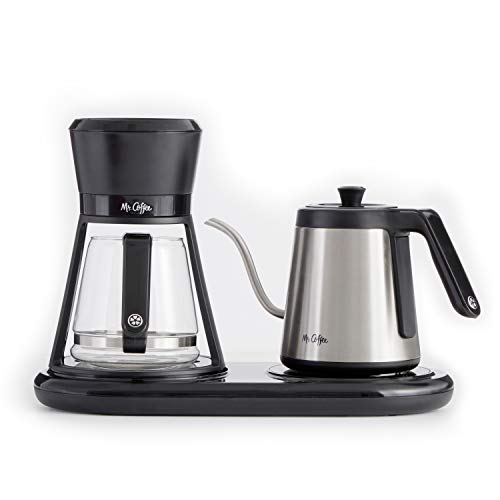 $39 off Mr. Coffee pour over coffee maker