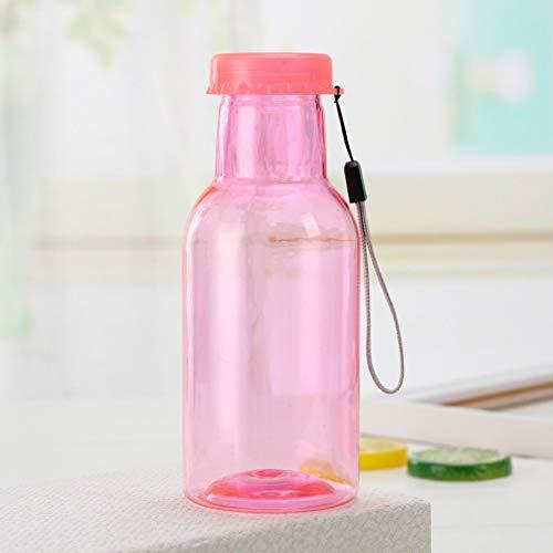 Youzhishui 350 Ml Lekvrij afdichting Sport Fiets Plastic Flesjes Water Sap Melk Fles
