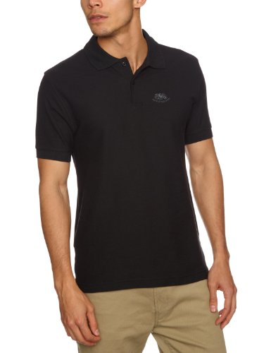 Fruit of the Loom - 13226B - T-Shirt - homme - Noir (36 Schwarz) - FR: Medium (Taille fabricant: Medium)
