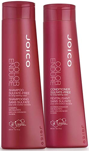 Joico Color Endure Sulfate-Free Shampoo & Conditioner Set, 10-1-Ounce