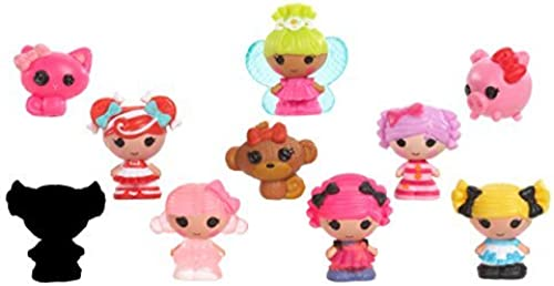 Lalaloopsy Tinies 10 Doll Collection - Pack 6 by Lalaloopsy