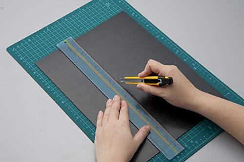 『リマーク かばんの底板 2枚組 ハサミで簡単に切れる ブラック』の3枚目の画像
