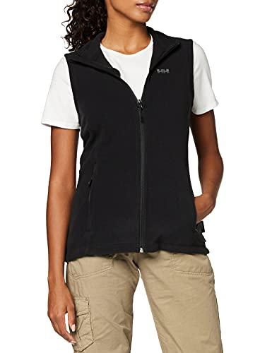 Helly Hansen W Daybreaker Vest Chaleco, Mujer, Negro, L