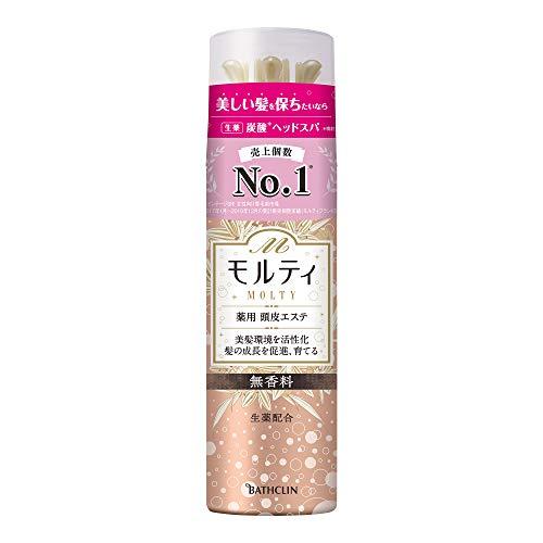 【医薬部外品】モルティ 女性用育毛剤 薬用頭皮エステ130g 女性向け
