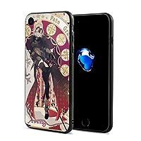 FGO Fate Grand Order IPhone 7/8 ケース 携帯ケース 携帯のシェル 携帯カバー スマホケース 背面クリア TPU 擦り傷防止 全面保護 クリア 耐衝撃カバー 背面クリア
