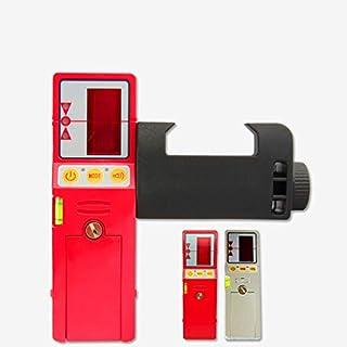 FD-9 赤受光器 FUKUDA 福田 フクダ 赤レーザー受光器 赤Fukuda受光器 赤レーザー墨出し器用 ホルダー付/レーザー受光器/受光器/測量用品/建築用品