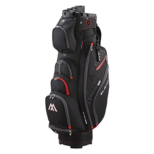 BIG MAX Silencio 2 Golf Bag-Black