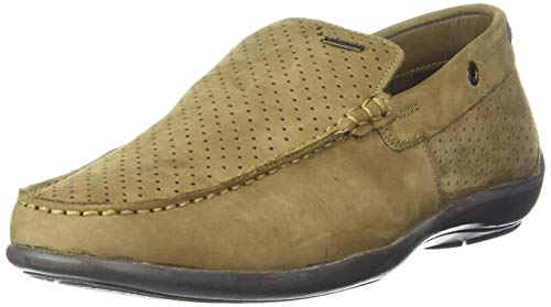 Woodland Casual Without Laceup ShoesKHAKI8