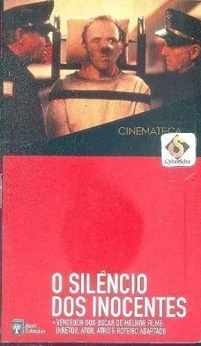 Cinemateca Veja - O Silêncio dos Inocentes