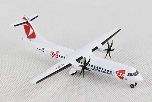 Herpa Wings 532792 - CSA Czech Airlines ATR-72-500 95 Years - 1:500
