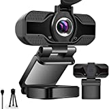 Suitable for video conferencing, webcasting, video calling, etc. Usage scenarios: video chat, video, web teaching, web broadcasting. High resolution , Large window capture size: 640X480/800X600 BUILT-in DUAL NOISE-REDUCING MICROPHONES: The streaming ...
