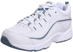 Easy Spirit Romy Womens Walking Shoes WHITE/BLUE 8 C/D US