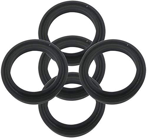 1 stück / 5 stücke-mehrere specifications uph hydraulikzylinder dichtung 22x35x10mm nbr hydraulischer kolben dichtring for ölylinder staubfest 50x65x10 / 55x70x9mm öldichtung (Farbe: 5 stücke, Größe: