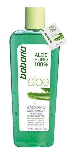 Babaria - Aloe Vera Balsamo Reparador, 250 ml