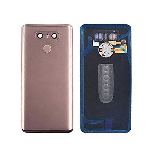 JayTong - Tapa de batería de repuesto para LG G6 H870 H871 H872 US997 LS993 VS998 VS998 VS998B VS998T