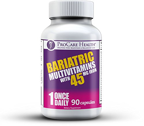Bariatric Once-A-Day Multivitamin 90 Ct...
