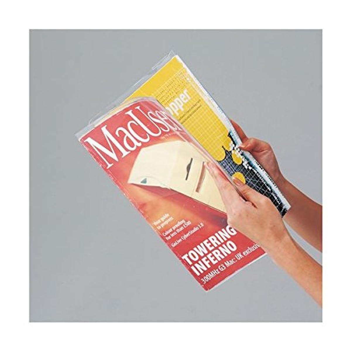 測る見通しテニスノーブランド 透明ブックカバー A4 1パック(10枚)