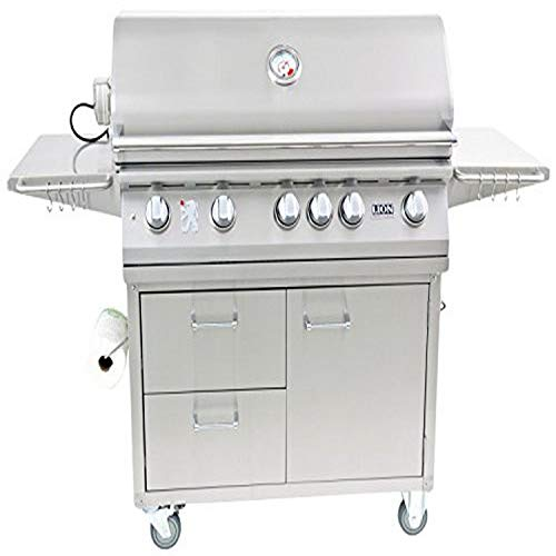 Buy Discount Lion Premium Grills 53861 Grill Cart