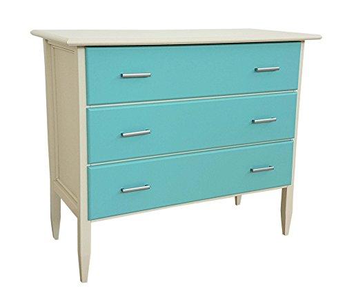 Bois&Design Commode 3 tiroirs moderne