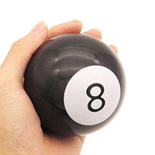Omiky® Neue Retro Magic Mystic 8 Ball Entscheidungsfindung Fortune Telling Spielzeug