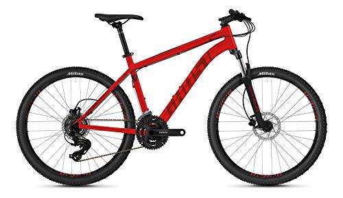 Ghost Kato 26R Base AL U Mountain Bike 2021 (XXS/34cm, Red/Dark Red)