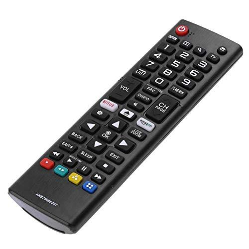 Silverdee Für Lg LCD TV-Fernbedienung Akb75095307 Tragbare drahtlose TV-Fernbedienung Deutsche Fernbedienung
