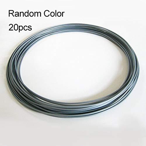 Greens 20 Roll 5 Meter Hoge Sterkte 3D Filament ABS 1.75mm 3D Printer Filament