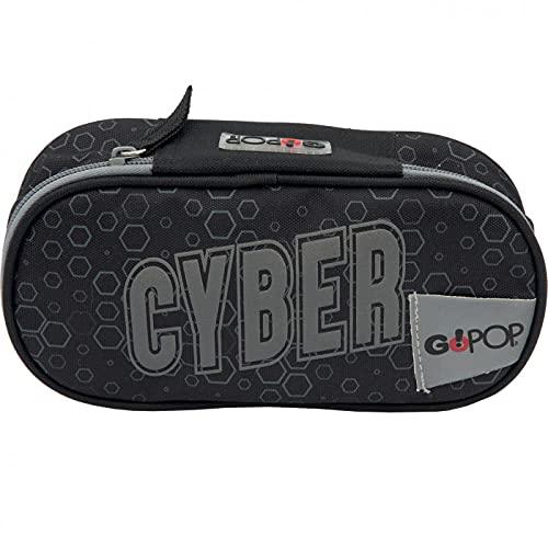 GoPop 21 Cyber Bustina Ovale, Giochi Preziosi