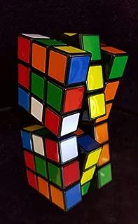 Home Comforts Cube Rubik's Cube Puzzle Rubik Cube Rubik's Rubik Vivid Imagery Laminated Poster Print 24 x 36