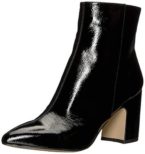 Sam Edelman Women's Hilty 2 Boots, Black Patent, numeric_9