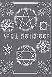 Spell Notebook: Journal/Notebook/