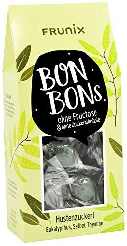 Frunix 1 Pkg Hustenzuckerl Bonbons ohne Fructose 90 Gramm