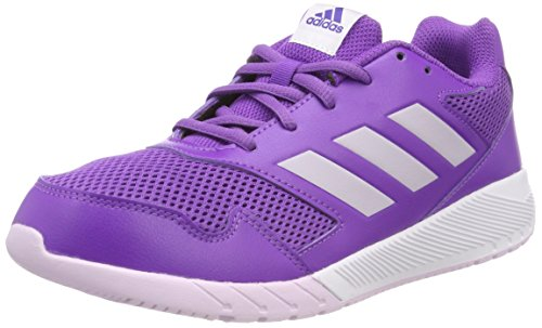adidas Unisex-Kinder Altarun K Gymnastikschuhe, Pink (Ray Purple F13/aero Pink S18/real Purple S18), 38 2/3 EU