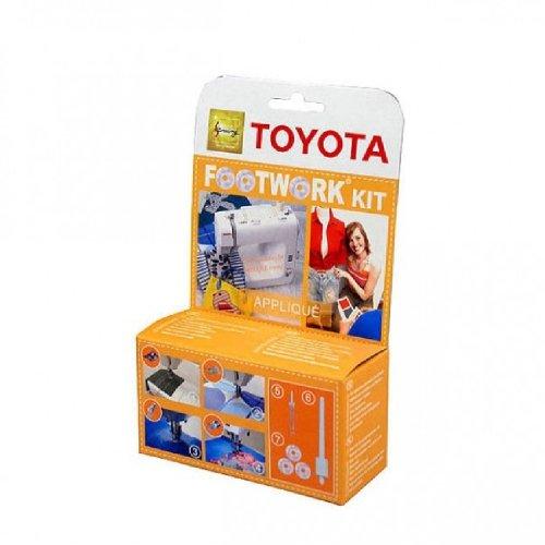 Toyota FWK-CCA50 accessoireset voor applicatieborduurwerk met RS-modellen