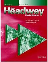 [New Headway: Elementary: Teacher's Book: Teacher's Book Elementary level] [Author: Maris, Amanda] [July, 2000]