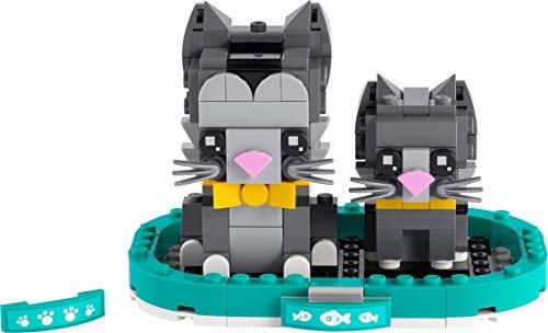 LEGO 40441 BrickHeadz Shorthair Cats
