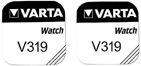 Knopfzelle Uhren Knopfzelle Varta 319 Sr527sw 1 55 V 2 Kamera