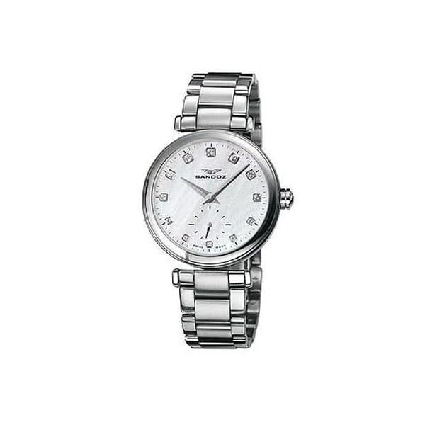 Reloj Sandoz Diver 72578-00 Mujer Blanco