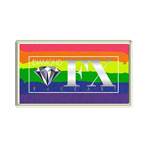 Diamond FX Split Cake 28 gm - Small Neon Nights by...