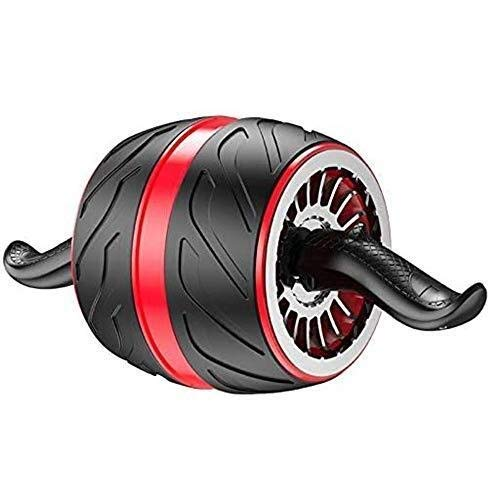 Ab roller exercise wheel Ab Roller Wheel Anti-Slip Handles Exercise Wheel for Abs Workout Ab Roller Wheel Exercise Equipment Exercise And Fitness Wheel Ab Wheel