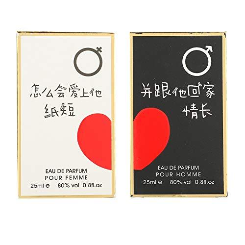 Perfume de mujer, perfume natural, 2 piezas Elegant Mom para esposa