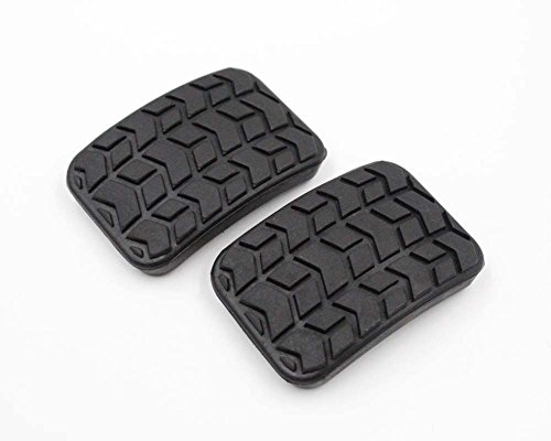 koauto 2 pcs Brake Clutch Pedal Pad For Mazda Miata B09243028