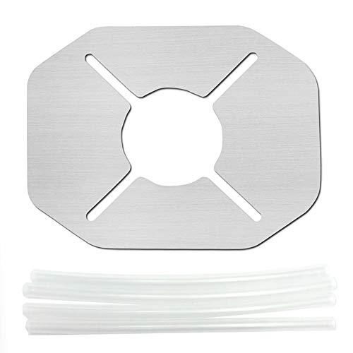 SRECNO SOTO ST-310 遮熱板 シングルバーナー用 304ステンレス製 ソト