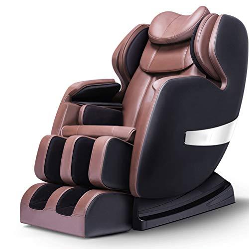 ZHJIUXING HO Elektrischer Massagesessel,Massagesessel Massage Stuhl Ergonomischer Bürostuhl mit Massagefunktion Drehstuhl,150kg belastbar, B