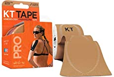 Image of the product KT Tape Pro 10 Precut that is listed on the catalogue brand of KT Tape. With an score of 4.0.