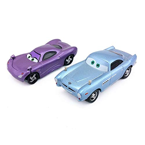 DS Modell- Autos *2 Stück* Spielzeugautos Rennauto Finn McMissile + Holley Shiftwell